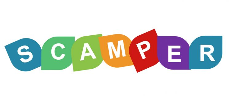 Metodo SCAMPER – Generazione di idee e alternativa al Brainstorming